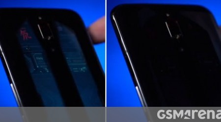 nubia Red Magic 6 teased with electrochromic back panel