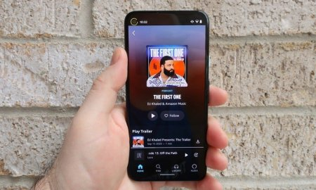 After further review, I think I can now get behind Amazon Music's feature stuffing