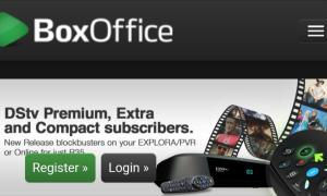 DSTV Box Office, Registration, what it is and how to rent a movie