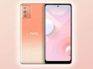 HTC Desire 21 Pro 5G surfaces in leaked live shots