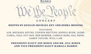 How to watch 'We The People' concert live: Stream the virtual inauguration concert from anywhere