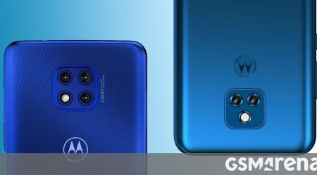 Images and basic specs of Moto G Power (2021) and Moto G Play (2021) leak