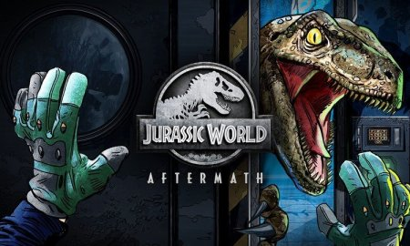 Jurassic World Aftermath review: Making dinosaurs terrifying again