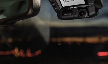 Keep an eye on the road with Rexing's V2 front and rear dash cam on sale for $120