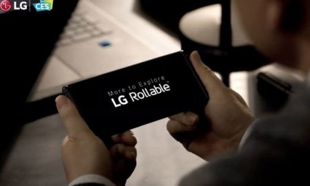 LG's first rollable phone makes a surprise appearance at CES 2021