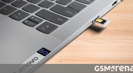 Lenovo unveils IdeaPad laptops, including a 5G connected one with a Snapdragon 8cx chipset