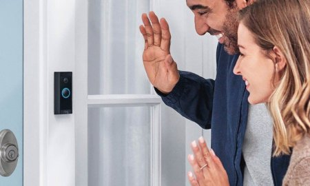 Ring Video Doorbell Wired is the company's smallest, cheapest doorbell yet