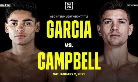 Ryan Garcia vs Luke Campbell live stream: How to watch the Boxing match online anywhere