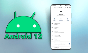 Sharing the WiFi password will be easier with Android 12: all the details