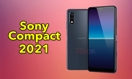Sony Xperia Compact 2021: it's a reality and it's going for the iPhone 12 Mini