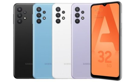 The Galaxy A32 could be Samsung's most affordable 5G smartphone