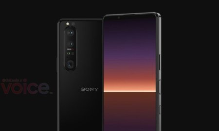 The Sony Xperia 1 III is gunning for the Galaxy S21 in these first images