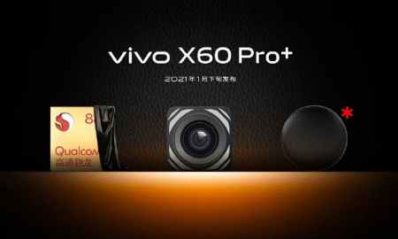 Vivo X60 Pro+ gets certified: SD888, 120Hz screen, 55W fast charging & more