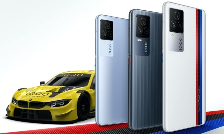 iQOO 7 launched with Snapdragon 888 and 120W fast charging