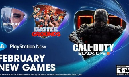 Call of Duty: Black Ops III, Detroit: Become Human, and more join PlayStation Now in February