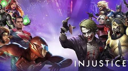 Download Injustice 2 Mod Apk Unlimited Money V4.2.0 With Unlimited Gold & Energy