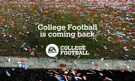 EA Sports announces it is rebooting its College Football game series