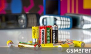 Flashback: That phone that ran on AA batteries