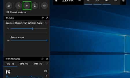 How To Record PC Screen Using Game Bar On Windows 10