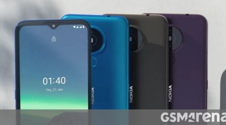 """Nokia 1.4 announced with a large 6.51"""" display, bigger battery and €99 price tag"""
