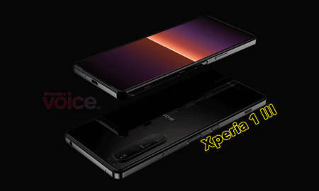 This will be the spectacular Sony Xperia 1 III, the most beautiful Android?  Copy of iPhone 12?