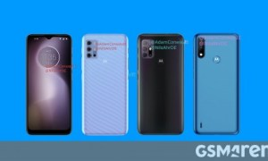 Trio of upcoming budget Motorolas leak with renders and specs