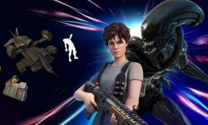 Fortnite' Adds Ripley and Xenomorph from 'Alien'