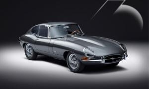 Jaguar Celebrates the E-Type's 60th Anniversary With Six Restored Pairs