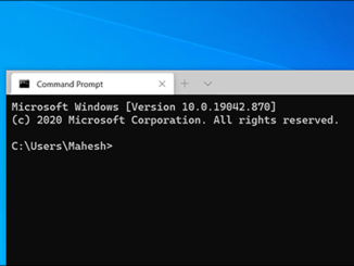 How to Change the Default Directory in Windows Terminal