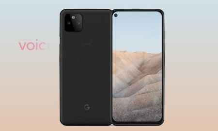 THE FIRST PICTURE TAKEN BY THE PIXEL 5A HAS APPEARED ONLINE