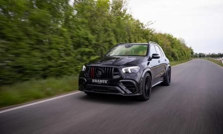 Take a look at both of Brabus' new 800-spec SUVs above, and find out more about each on Brabus' website now.