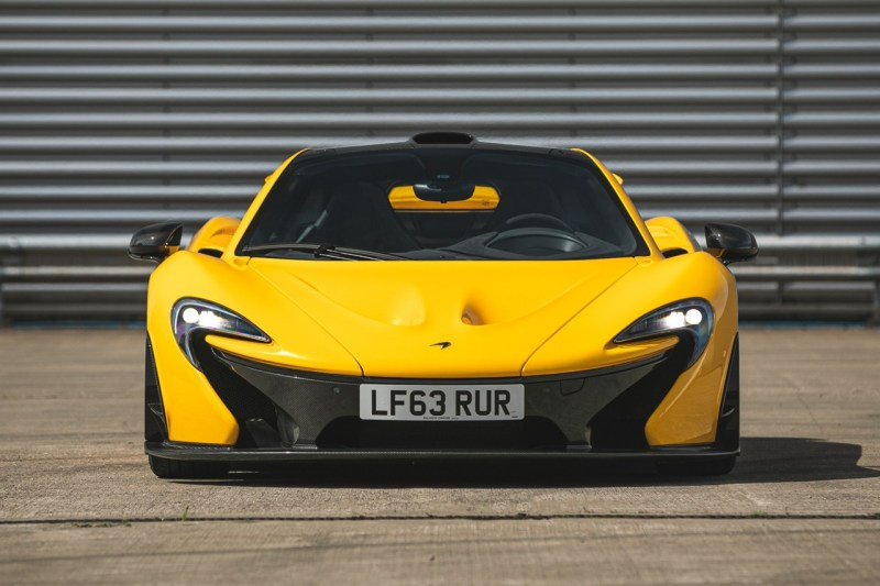 This Is the First-Ever McLaren P1, and It Could Be Yours
