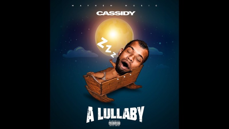 Cassidy- Lullaby