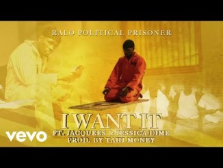 Ralo - I Want It ft. Jacquees, Jessica Dime