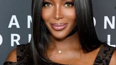Photo of Naomi Campbell writes open letter to Grammy Awards organizers after Burna Boy lost to Angelique