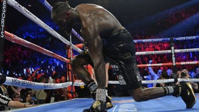 Photo of OMG! Deontay Wilder To Sack Coach After Loss To Tyson Fury