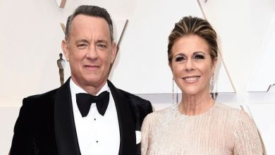 Photo of OMG! Tom Hanks and wife Rita Wilson Diagnosed With #Coronavirus