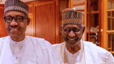 Photo of Buhari And Abba Kyari Sneaked Out Of the country Last Night For #Coronavirus Treatment Abroad
