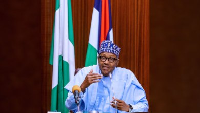 Photo of Buhari's Address To The Nation On COVID-19 On 29th March 2020