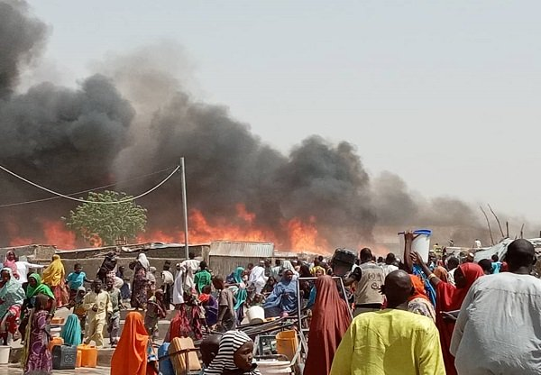 14 persons in the internally displaced persons (IDPs) camp in Borno state have been confirmed dead.