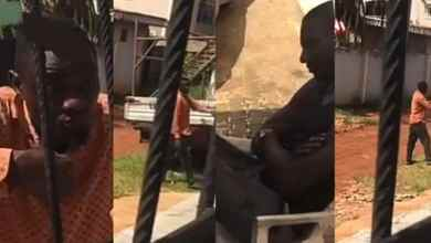 Photo of Benin Man Accuses Hausa Man Of Bewitching His Truck