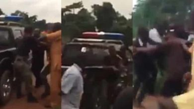 Photo of POLICE OFFICERS FIGHT DIRTY OVER BRIBE IN EDO STATE