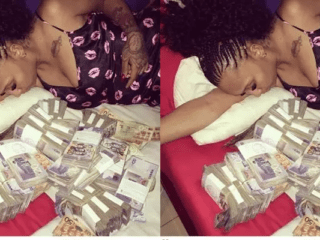 A Nigerian lady who was forced into prostitution in the United Kingdom, has revealed that she slept with 7000 British men in a period of 4 years.