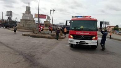 Photo of Gas Tanker Truck Crash In Anambra 4 People Escape Death