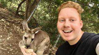 Photo of Covid-19: I'm doing my university year abroad in Australia online