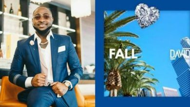 """Photo of Davido's Song """"Fall"""" becomes GOLD certified in U.S days after it went Gold in Canada"""