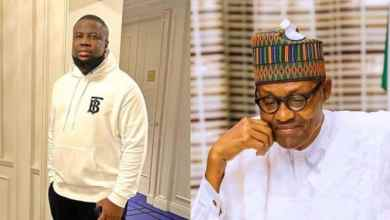 Photo of Hushpuppi blasts reps as Buhari seeks fresh $5.5 billion loan