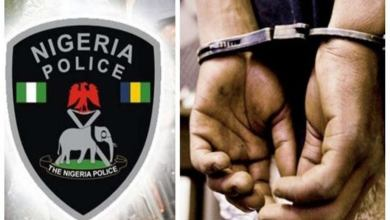 Photo of Two Popular musicians arrested for alleged fraud in Lagos