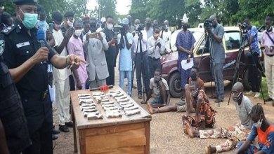 Photo of Kidnappers Of Ibadan Twins Are Finally Arrested By The Police