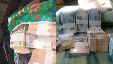 Photo of N390m cash found on the road Was returned by a good Family During Lockdown